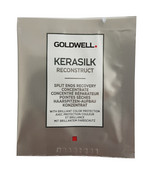 1ml koncentrátu na konečky Goldwell Kerasilk NEW Reconstruct Split Ends Recovery Concentrate