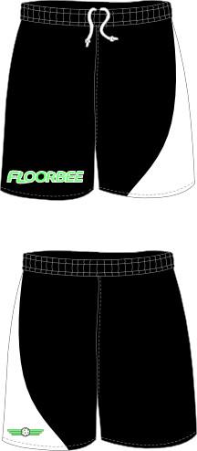 FLOORBEE Uniform Shorts XL