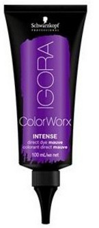 Schwarzkopf Professional Igora Color Worx Intense 100ml, sléz