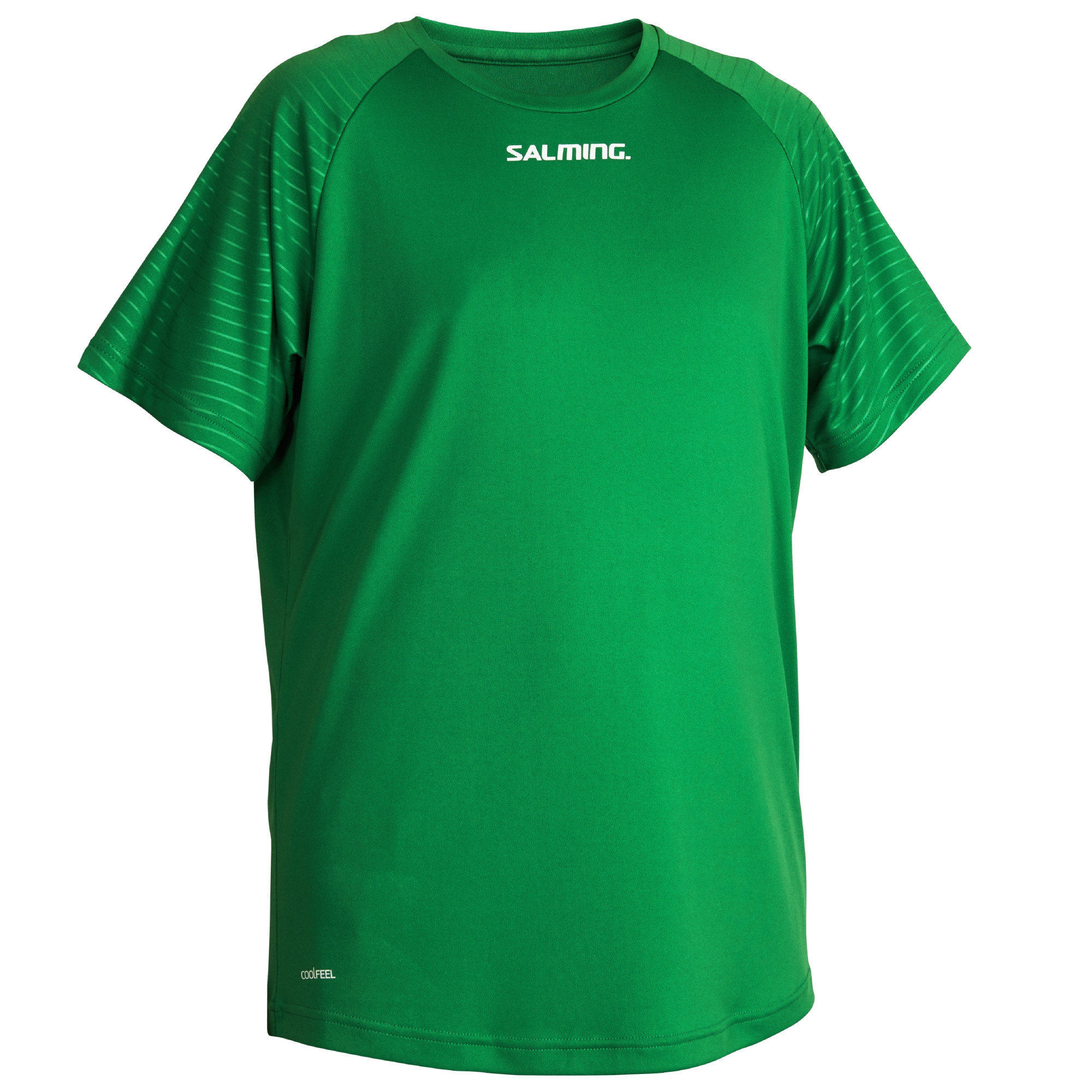 Salming Granite Game Tee SR XL, zelená