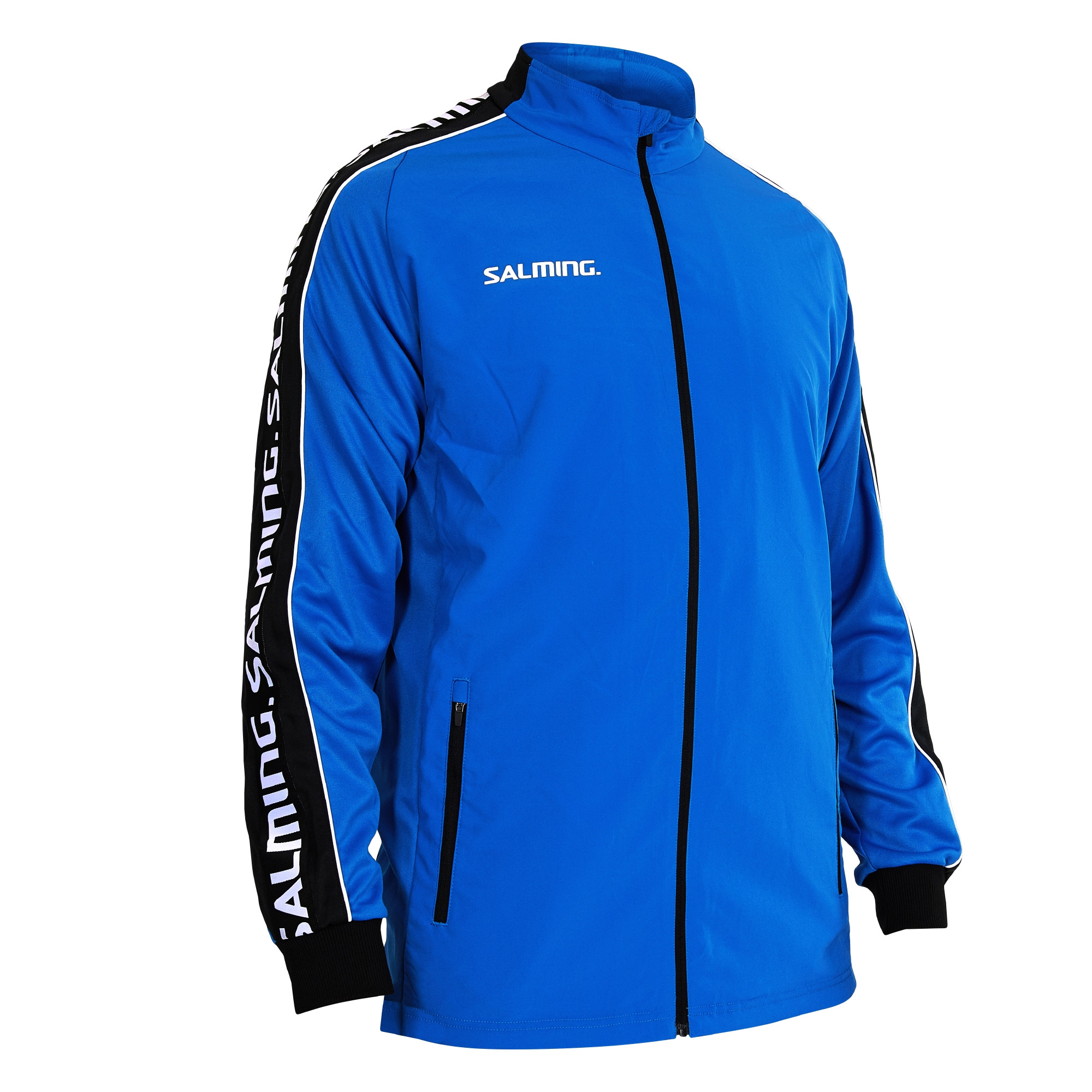 Salming Delta Jacket S, modrá