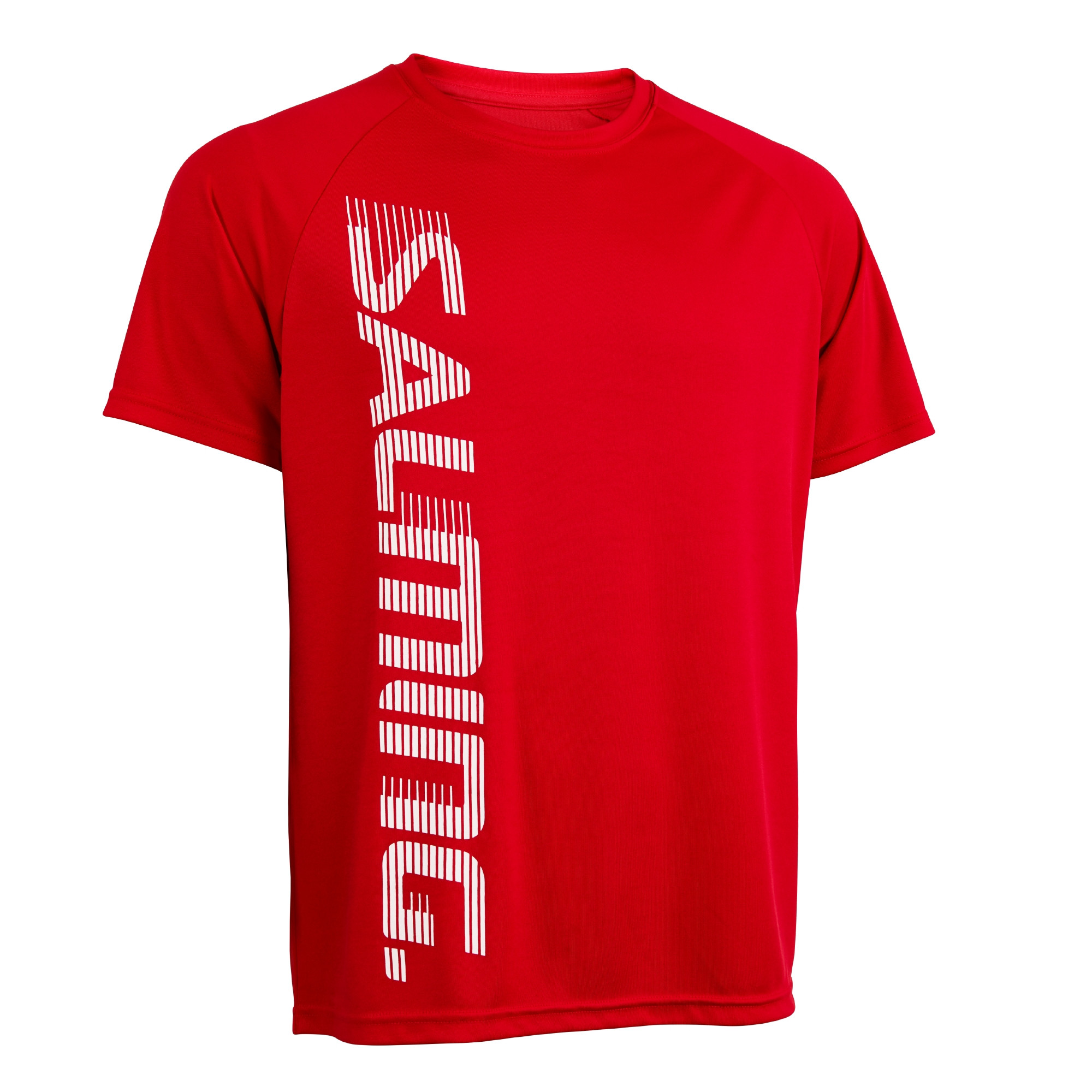 Salming Training Tee 2.0 XL, červená