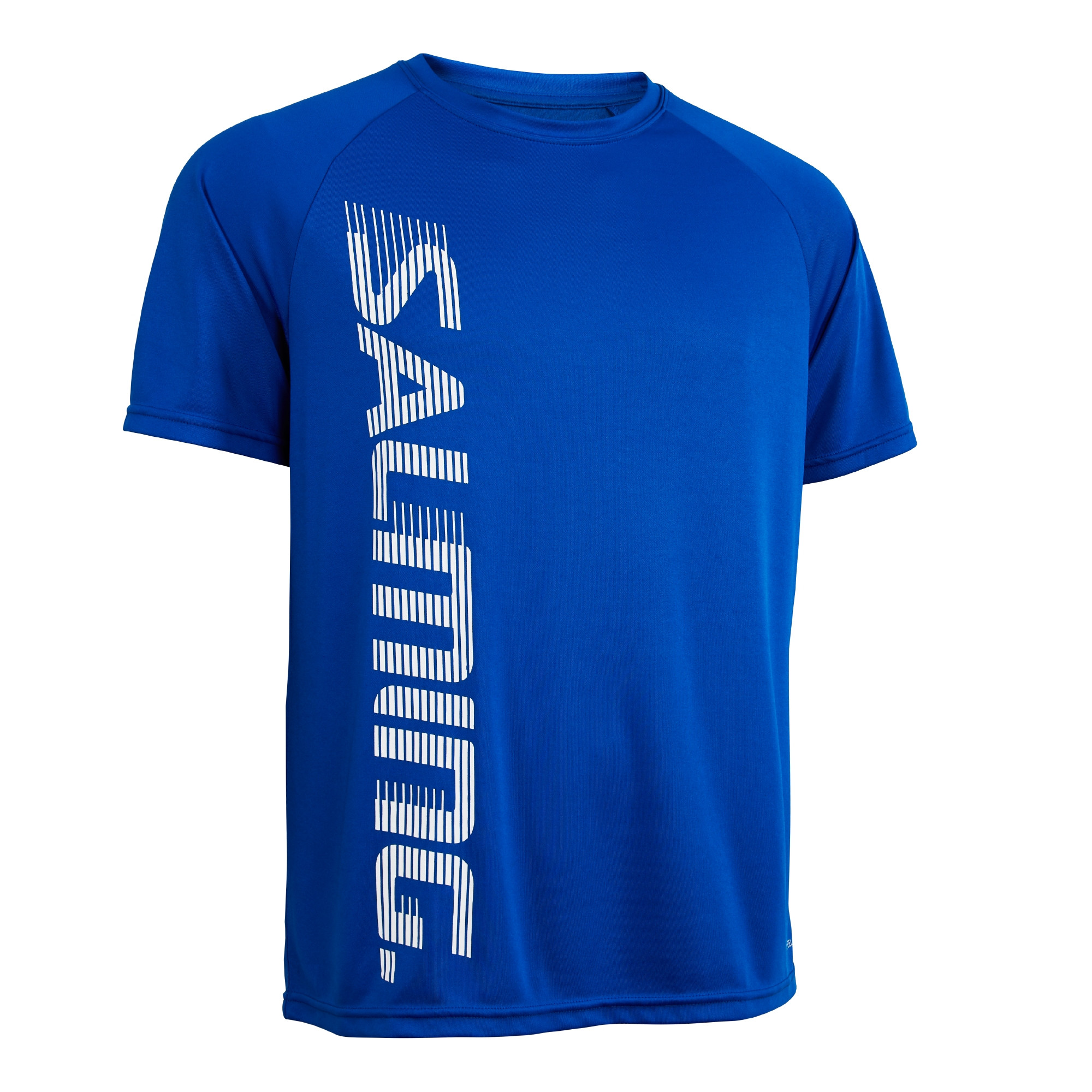 Salming Training Tee 2.0 XL, modrá