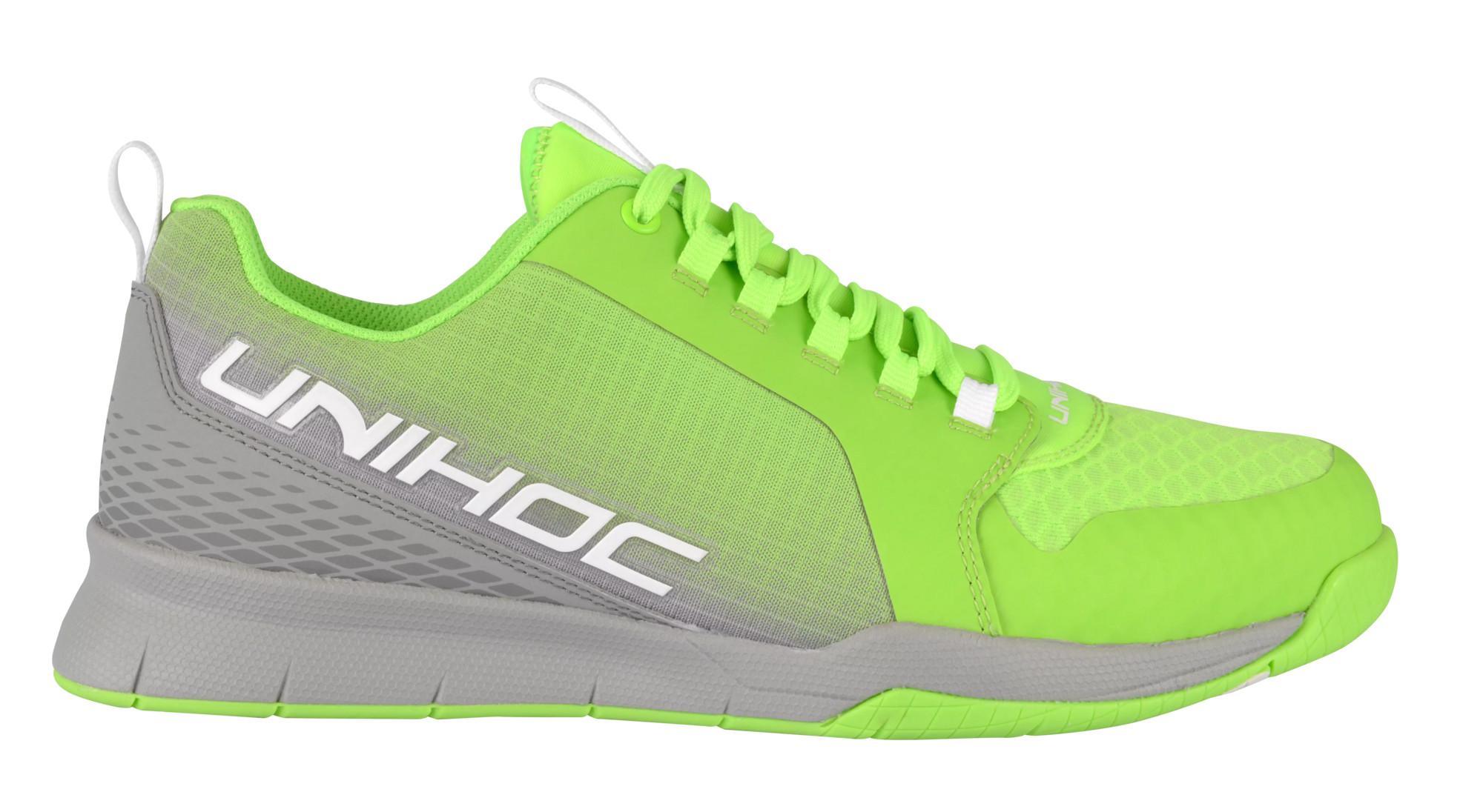 Unihoc U4 PLUS LowCut Men green UK 7 1bdce7dc33