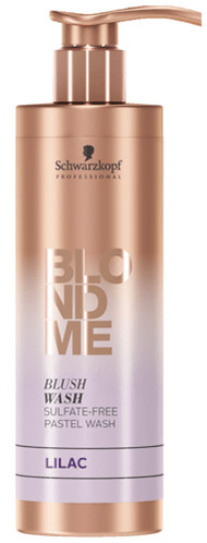 Schwarzkopf Professional BlondME Blush Wash 250ml, lila