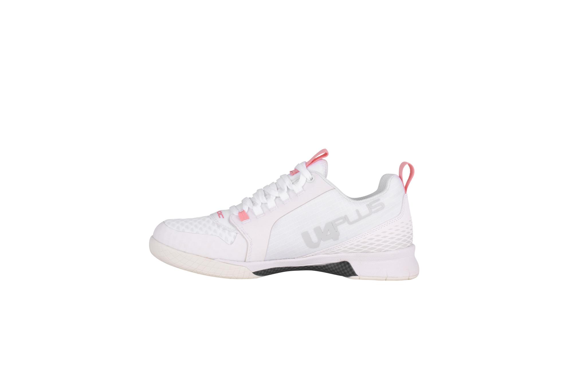 Unihoc Shoe U4 PLUS LowCut Lady white/pink UK 5, EU 38, US 6, 24 cm