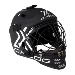 OxDog Xguard Helmet JR Black Goalie mask