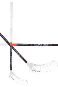 Unihoc EPIC CARBSKIN Feather Light Curve 2.0º 29 red Florbalová hokejka