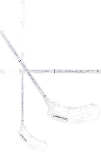 Unihoc EPIC Top Light II 26 white/silver Floorball Schläger