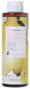 Korres Ginger Lime Showergel