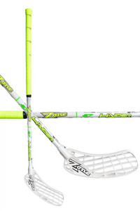 Zone floorball HYPER Superlight 27 SMU white/yellow Floorbal schläger