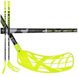 Exel F80 2.9 Black Round Floorball stick