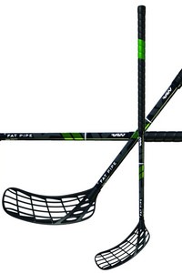 Fat Pipe RAW CONCEPT 31 Lime PWR Floorball stick