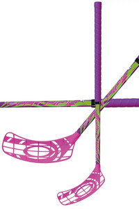 Fat Pipe VENOM 34 PINK Floorball stick