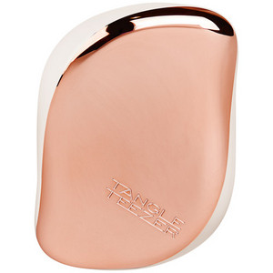 Tangle Teezer Compact Styler Rose Gold Cream kompaktní kartáč na vlasy