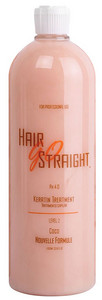 Brazil Keratin Hair go Straight HGS Treatment 1l