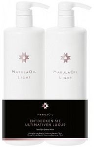 Paul Mitchell Marula Oil Light Liter Duo Set sada pro objem