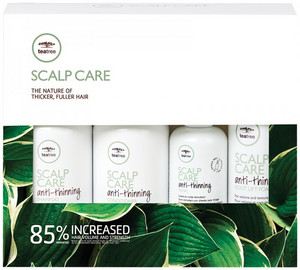 Paul Mitchell Tea Tree Scalp Care Regimen and Styling Kit set pro řídnoucí vlasy