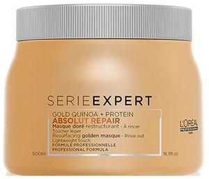 L'Oréal Professionnel Série Expert Absolut Repair Gold Quinoa + Protein Golden Mask 500ml