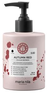 Maria Nila Colour Refresh Autumn Red 6.60 300ml