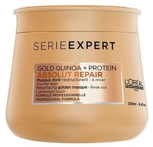 L'Oréal Professionnel Série Expert Absolut Repair Gold Quinoa + Protein Golden Mask 250ml