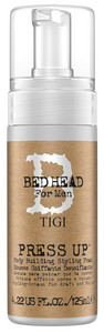 TIGI Bed Head for Men Press Up Body Building Style Foam lehká pěna pro texturu vlasů