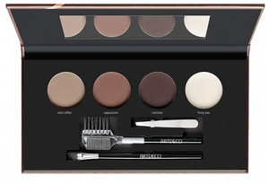 Artdeco Most Wanted Brows Palette kreatívne make-up na obočie