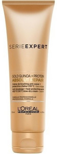 L'Oréal Professionnel Série Expert Absolut Repair Gold Blow Dry Cream 125ml