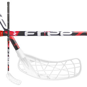 Freez CRUISER 27 BK/WT ROUND SB Floorball stick