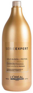 L'Oréal Professionnel Série Expert Absolut Repair Gold Quinoa Shampoo 1500ml