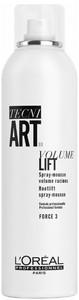 L'Oréal Professionnel Tecni.Art Volume Lift Spray Mousse 250ml