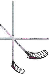 Unihoc EPIC GLNT TOP LIGHT II 26 SILVER SMU Floorball stick