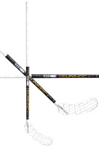 Unihoc PLAYER+ RE7 SUPER TOP LIGHT 27 BLACK SMU Floorball Schläger