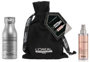L'Oréal Professionnel Série Expert Silver Colour Shine Set