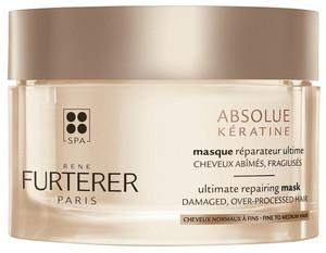 Rene Furterer Absolue Kératine Ultimate Repairing Mask Fine Hair 200ml