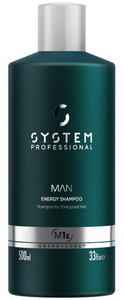 System Professional Man Energy Shampoo 500ml