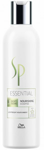 Wella Professionals SP Essential Nourishing Shampoo