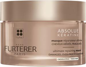 Rene Furterer Absolue Kératine Ultimate Repairing Mask Thick Hair 200ml