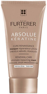 Rene Furterer Absolue Kératine Ultimate Repairing Mask Thick Hair 30ml