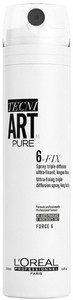 L'Oréal Professionnel Tecni.Art Pure 6-Fix Triple Diffusion Fixing Spray