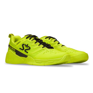 Salming Kobra 3 Shoe Men Fluo Green/Black Sálová obuv