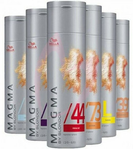 Wella Professionals Magma highlighting colour