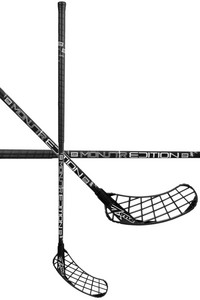 Zone floorball MONSTR Composite 27 black/white (random blade color) Floorball stick