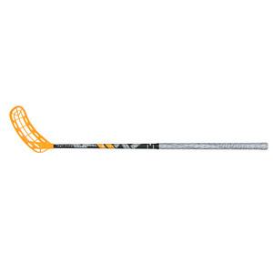 Fat Pipe RAW CONCEPT 27 JAB FH2 černá / šedá / oranžová, Pravá (pravá ruka dole), 104cm (=114cm)