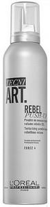 L'Oréal Professionnel Tecni.Art Rebel Push-Up Mousse 250ml