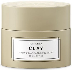 Maria Nila Minerals Styling Clay Langanhaltende Styling-Creme