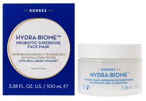 Korres Greek Yoghurt Hydra Biome pleťová maska 100 ml