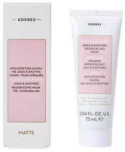 Korres Pomegranate AHAs & Enzymes Mask 75ml