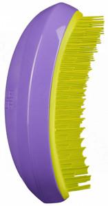 Tangle Teezer Salon Elite Neon Brights Violet-Yellow fialovo-žlutý neonový kartáč