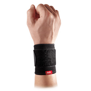 McDavid Wrist Sleeve / adjustable / 2-way elastic 513 Bandáž na zápěstí